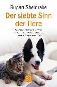 Cover-Bild zu Der siebte Sinn der Tiere von Sheldrake, Rupert