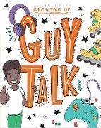 Cover-Bild zu Cox, Lizzie: GUY TALK
