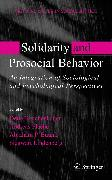 Cover-Bild zu Fetchenhauer, Detlev (Hrsg.): Solidarity and Prosocial Behavior (eBook)