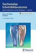 Cover-Bild zu Taschenatlas Schnittbildanatomie von Möller, Torsten Bert