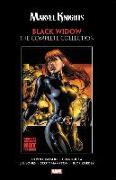 Cover-Bild zu Grayson, Devin: Marvel Knights: Black Widow By Grayson & Rucka - The Complete Collection