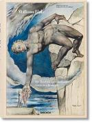 Cover-Bild zu William Blake. Die Zeichnungen zu Dantes Göttlicher Komödie von Schütze, Sebastian
