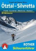 Cover-Bild zu Weiss, Rudolf: Ötztal - Silvretta