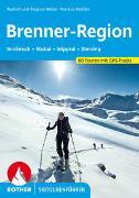 Cover-Bild zu Weiss, Rudolf: Brenner-Region
