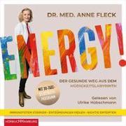 Cover-Bild zu Energy! von Fleck, Anne
