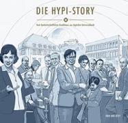 Cover-Bild zu Die Hypi-Story von Furter, Fabian