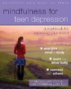 Cover-Bild zu Willard, Christopher: Mindfulness for Teen Depression (eBook)