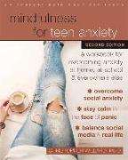 Cover-Bild zu Willard, Christopher: Mindfulness for Teen Anxiety