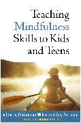 Cover-Bild zu Willard, Christopher (Hrsg.): Teaching Mindfulness Skills to Kids and Teens (eBook)