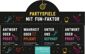 Cover-Bild zu Display Partyspiele