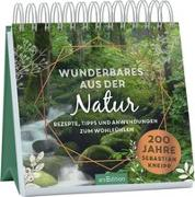 Cover-Bild zu Wunderbares aus der Natur. Rezepte, Tipps und Anwendungen zum Wohlfühlen