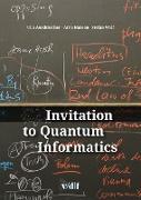 Cover-Bild zu Invitation to Quantum Informatics (eBook) von Aeschbacher, Ulla