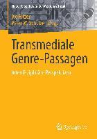 Cover-Bild zu Ritzer, Ivo (Hrsg.): Transmediale Genre-Passagen