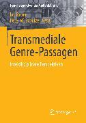 Cover-Bild zu Ritzer, Ivo (Hrsg.): Transmediale Genre-Passagen (eBook)