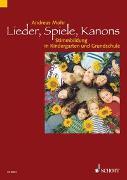 Cover-Bild zu Lieder, Spiele, Kanons von Mohr, Andreas