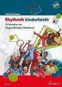 Cover-Bild zu Rhythmik kinderleicht von Peter, Susanne