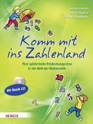 Cover-Bild zu Komm mit ins Zahlenland von Friedrich, Gerhard