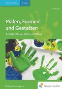 Cover-Bild zu Handbücher für die frühkindliche Bildung / Malen, Formen und Gestalten von Breyhan, Halka