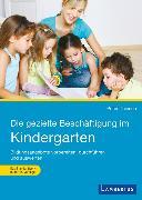 Cover-Bild zu Die gezielte Beschäftigung im Kindergarten von Thiesen, Peter