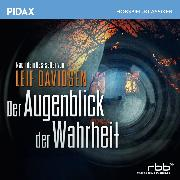 Cover-Bild zu Der Augenblick der Wahrheit (Audio Download) von Davidsen, Leif