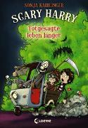 Cover-Bild zu Kaiblinger, Sonja: Scary Harry - Totgesagte leben länger