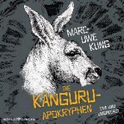 Cover-Bild zu Die Känguru-Apokryphen