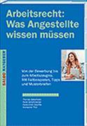 Cover-Bild zu Arbeitsrecht: Was Angestellte wissen müssen von Gabathuler, Thomas
