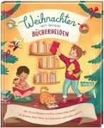 Cover-Bild zu Schneider, Liane: Weihnachten mit meinen Bücherhelden