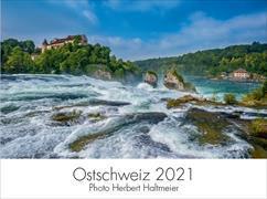 Cover-Bild zu Haltmeier, Herbert (Fotogr.): Ostschweiz 2021