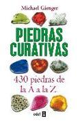 Cover-Bild zu Piedras Curativas. 430 Piedras de AA A A La Z