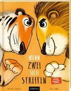 Cover-Bild zu Sabbag, Britta: Wenn zwei sich streiten