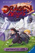 Cover-Bild zu Dragon Ninjas, Band 3: Der Drache des Himmels (eBook) von Petrowitz, Michael