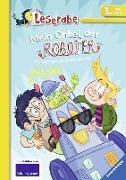 Cover-Bild zu Mein Onkel, der Roboter von Petrowitz, Michael