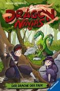 Cover-Bild zu Dragon Ninjas, Band 4: Der Drache der Erde (eBook) von Petrowitz, Michael