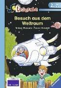 Cover-Bild zu Besuch aus dem Weltraum von Petrowitz, Michael