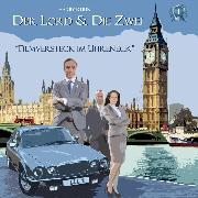 Cover-Bild zu Kühn, Harry: Der Lord & die Zwei, Folge 1: Filmversteck im Uhreneck (Audio Download)