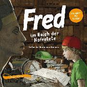 Cover-Bild zu Tetzner, Birge: Fred im Reich der Nofretete (Audio Download)