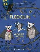 Cover-Bild zu Damm, Antje: Fledolin verkehrt herum