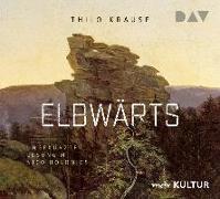 Cover-Bild zu Elbwärts von Krause, Thilo