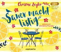 Cover-Bild zu Ziegler, Christine: Sauer macht listig