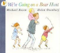 Cover-Bild zu We're Going on a Bear Hunt von Rosen, Michael