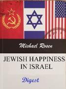 Cover-Bild zu Jewish Happiness in Israel (eBook) von Rosen, Michael