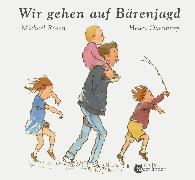 Cover-Bild zu Wir gehen auf Bärenjagd (Mini-Ausgabe) von Rosen, Michael