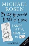 Cover-Bild zu Many Different Kinds of Love (eBook) von Rosen, Michael