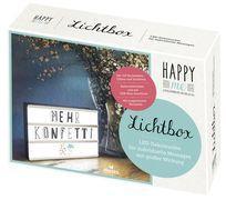 Cover-Bild zu Happy me Lichtbox