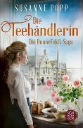 Cover-Bild zu Die Teehändlerin von Popp, Susanne