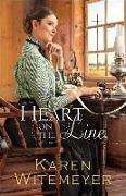 Cover-Bild zu HEART ON THE LINE von Witemeyer, Karen