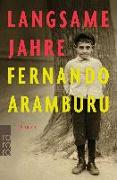 Cover-Bild zu Langsame Jahre von Aramburu, Fernando
