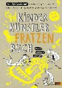 Cover-Bild zu Labor Ateliergemeinschaft: KINDER KÜNSTLER FRATZENBUCH