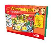 Cover-Bild zu Fehr, Daniel (Hrsg.): Wimmelspiel